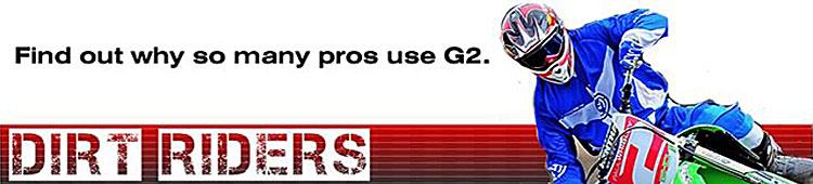 G2ダートバイク