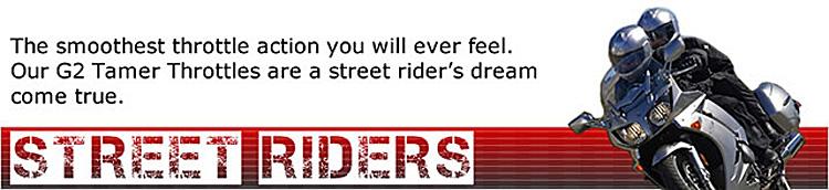 G2ストリートバイク