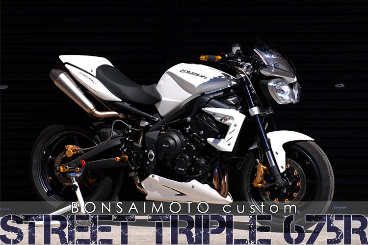 Triumph Street Triple 675R