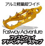 PROMOTO Billet(Fastway)Evo EXTステップ